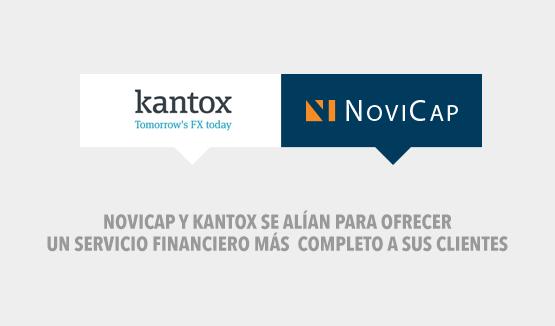 Kantox NoviCap