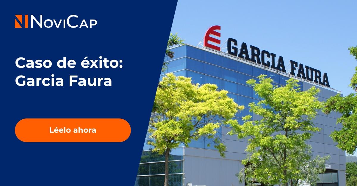 Caso de éxito: Garcia Faura