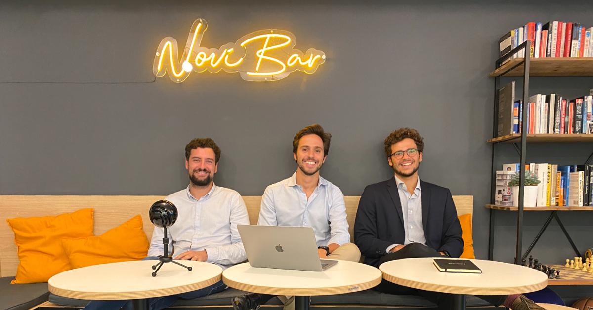 """Por qué hemos decidido lanzar """"Hablando con líderes"""", el nuevo Podcast de NoviCap"""