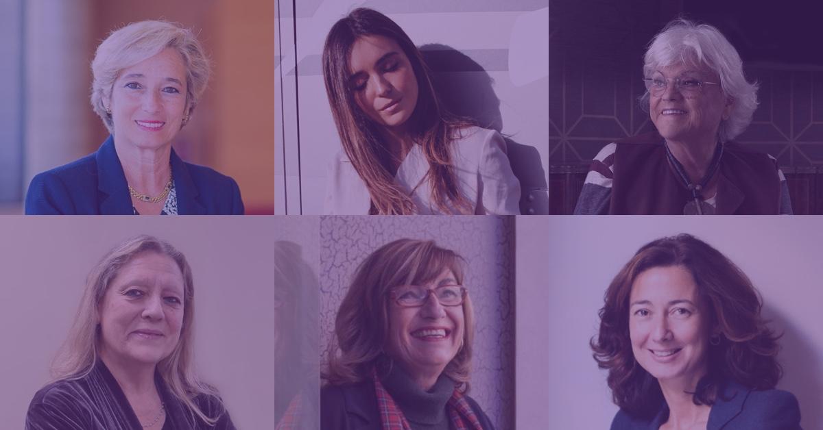6 charlas con mujeres líderes para el día internacional de la mujer