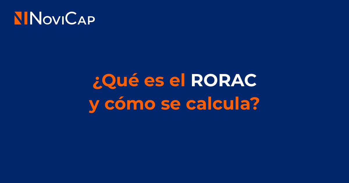 Qué es el RORAC
