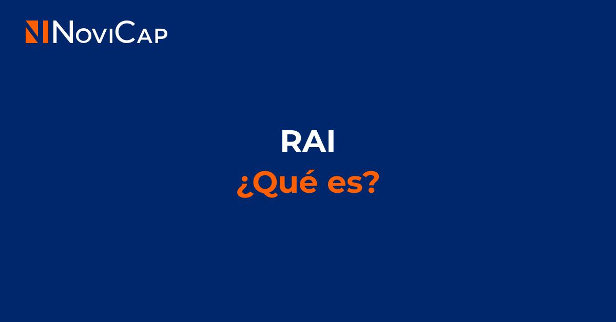 Registro de Aceptaciones Impagadas o RAI. ¿Qué es?